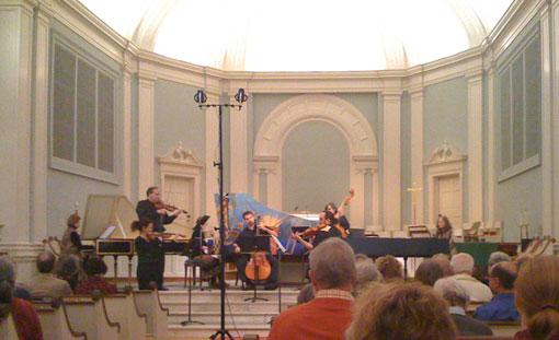 Harpsichord concert
