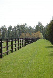 Equine Fencing Southern Pines, NC