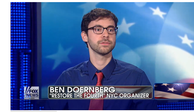 Ben Doernberg on Fox anf Friends